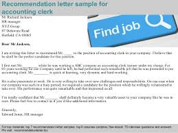 best ideas of sample reference letter for accounting clerk also