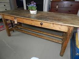 Antique Pine Table And Chairs Antique Furniture - Victorian pine kitchen table