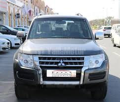 mitsubishi 2 door car mitsubishi pajero 3 5l 5 door basic 2016 car for sale in doha