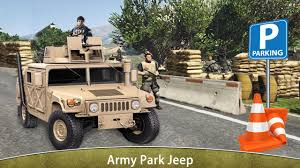 jeep humvee military jeep parking driving android apps on google play