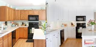 küche mit folie bekleben küchenfronten austauschen 37 vorher nachher beispiele