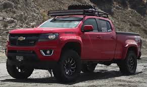off road test the 2018 chevrolet colorado zr2 chevrolet