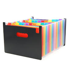 Desk Folder Organizer File Boxes File Storage Boxes Cardboard Storage Boxes In Stock