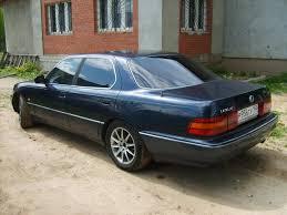 lexus ls400 usa 1994 lexus ls 400 u2013 pictures information and specs auto