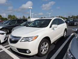 2015 used acura rdx fwd 4dr tech pkg at royal palm mazda serving