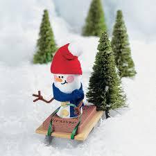 marshmallow snowman christmas ornament craft kit marshmallow