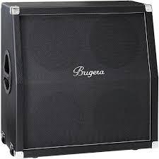 guitar speaker cabinets bugera 412h bk 200w 4x12 guitar speaker cabinet musician s friend