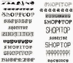 the 25 best tattoo fonts cursive ideas on pinterest polices de