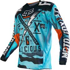 fox motocross gear australia men u0027s dirt riding gear fox racing 180 vicious jersey