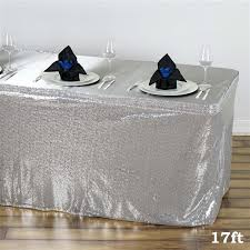 Wholesale Wedding Linens Buy Glitzy Sequin Table Skirts Online At A Cheap Price