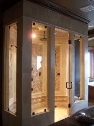 Frameless Steam Shower Doors Customline Shower Company Portland S Custom Shower Door Company