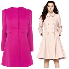 pink coat debenhams down coat