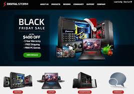 black friday gaming pc deals five best custom pc builders