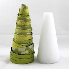 oh christmas tree diy paper holiday home decor craft e corner blog