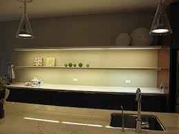 shelf with lights underneath lightspotting neocon 2009 lighting highlights lam partners