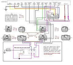 clarion 16 pin wiring diagram free free wiring