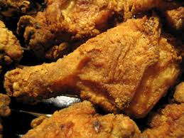 southern country fried chicken crisp deep brown and easy to