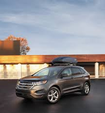 ford edge crossover ford edge is a spacious drivable crossover