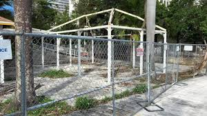 Restaurant Fencing by Miami Wants To Bring A Riverfront Restaurant To Abandoned Fort