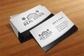 real estate business card psd danielpinchbeck net