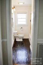 Linoleum For Bathroom Reclaimed Wood Bathroom Floor Beautiful Matters