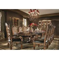 michael amini dining room 16 052 00 villa valencia 14 pc dining set by michael amini d2d