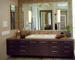updating your bathroom mirror frames bathroom cabinets koonlo