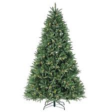 sterling 7 5 ft pre lit dakota pine artificial tree