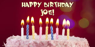 cake happy birthday joe greetings cards for birthday for joe