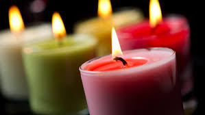 if you use scented candles in your house you may want to stop