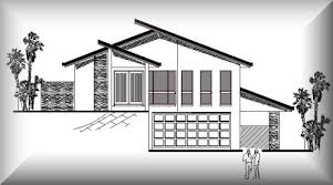 hillside house plans for sloping lots amazing modern house plans for sloped lots photos best