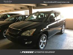 2004 lexus rx mpg 2004 used lexus rx 330 4dr suv awd at mercedes of chantilly