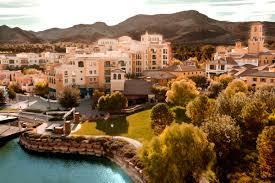 Las Vegas Home Decor by Hotel Lake Las Vegas Hotels Artistic Color Decor Photo Under