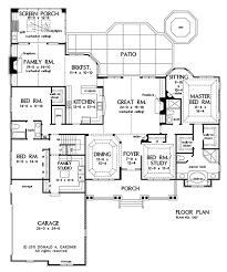 donald gardner floor plans home plan the flagler by donald a gardner architects