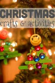 Kid Crafts For Christmas - christmas crafts u0026 activities for kids