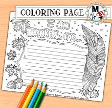 thanksgiving coloring page for adults thanksgiving activity
