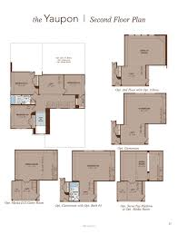 La Cantera Mall Map Yaupon Home Plan By Gehan Homes In Alamo Ranch U2013 The Summit Premier