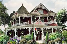 gardenpuzzle project queen anne empire old victorian house
