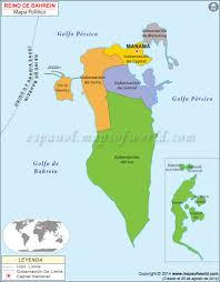 Bahrain Map Middle East by Map Of Bahrain Cities Map Of Bahrain Israel Middle East
