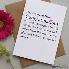 Congratulations On Engagement Card Congratulations Images Best Ever Wishes With Name