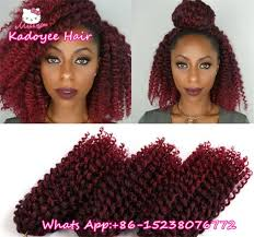 bob marley hair crochet braids hot sell 8inch mali bob marley curly twist soft crochet braiding