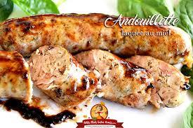 cuisiner des andouillettes andouillette laquée au miel petits plats entre amis