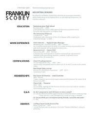 Business Resumes Templates Advertising Resume Templates Resume Templates 2017
