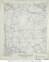Uvalde Texas Map Historic Maps El Camino Real De Los Tejas
