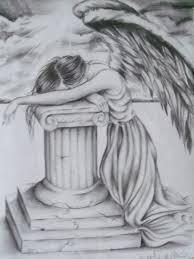 broken angel by brittmarcil on deviantart