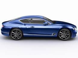 bentley 2018 3d model bentley continental gt 2018 cgtrader
