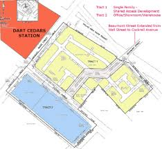 Dart Map Dallas by Intown Homes Permitted Development Audra Buckley City Plan