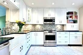 High Gloss White Kitchen Cabinets High Gloss Black Kitchen Cabinets White Kitchen Cabinets With