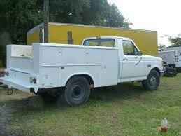Ford F250 Utility Truck - may 2011 equipment for sale