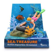 buy junior explorer air aquarium ornament